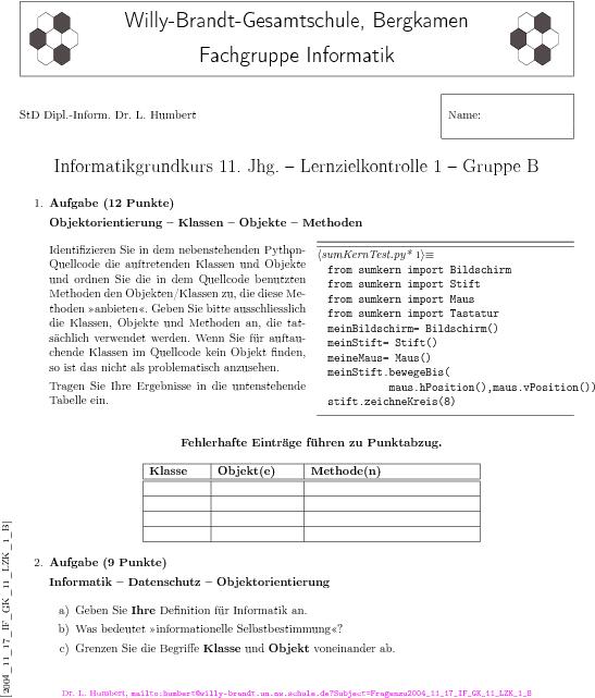 Zeitung der Informatikfachseminare Hamm Arnsberg: LaTeX – Teil 12 ...